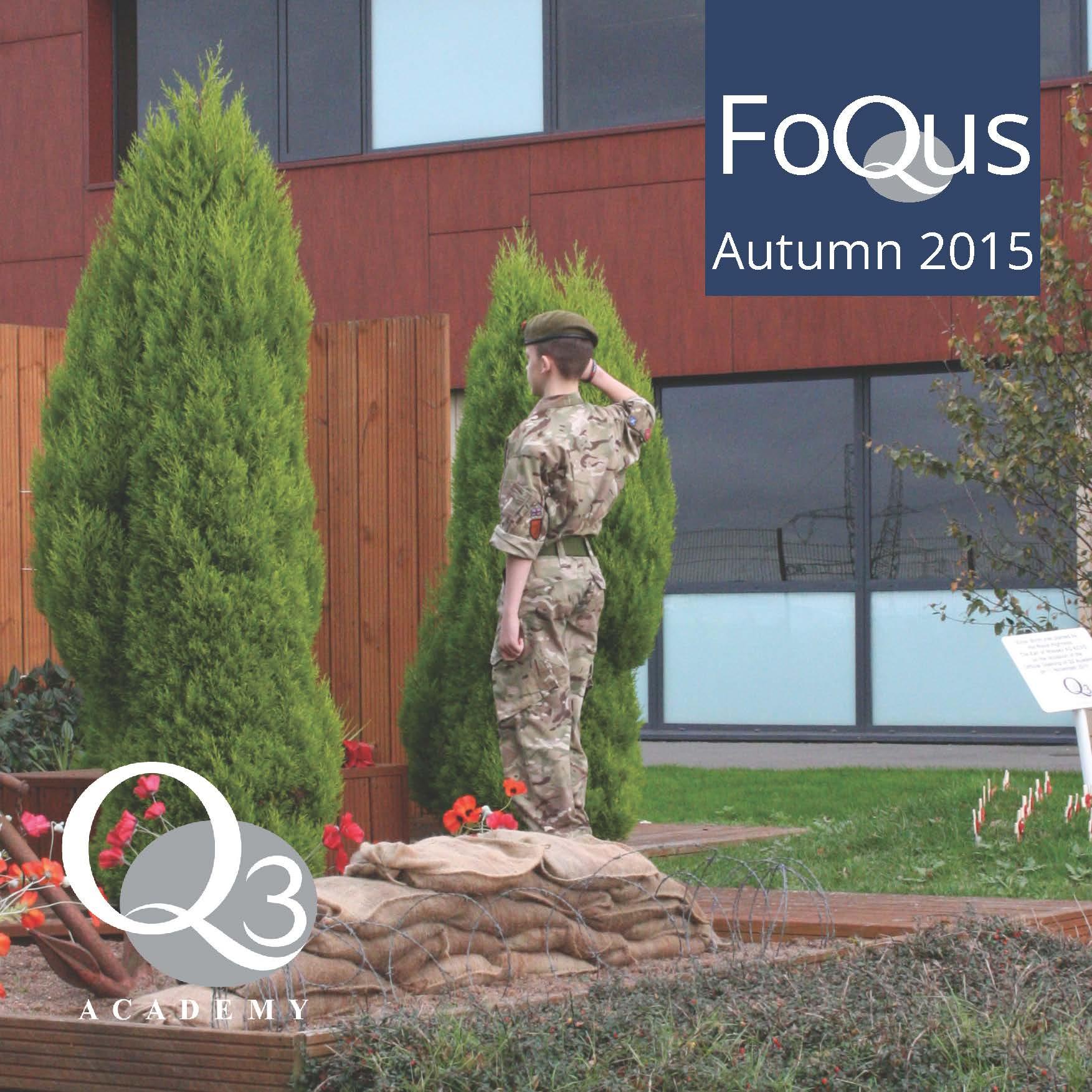 FoQus Autumn 2015